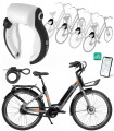 Gitane Connect Pro-vélo électrique partagé