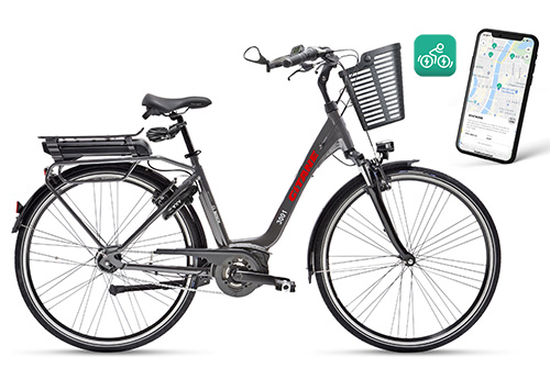 VAE eBIke-Pro Connect Corporate