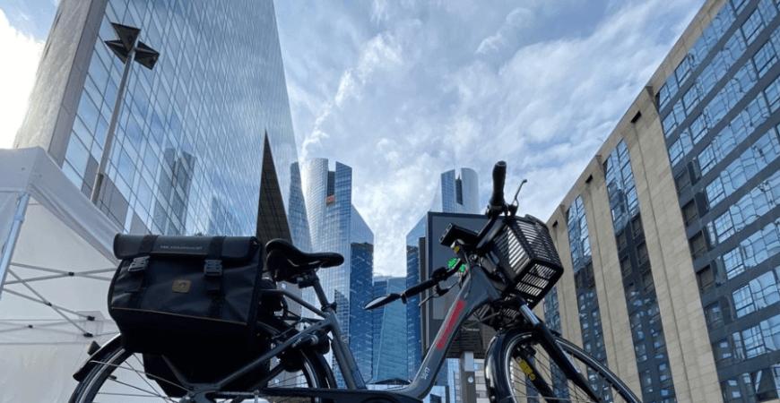 eBikeToWork ! Et si on changeait nos modes de déplacement pour aller au travail ?