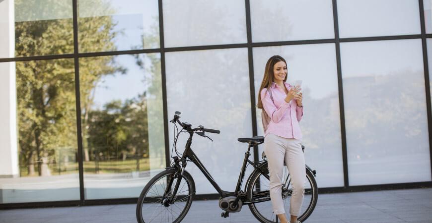Vélo électrique : toujours plus de pratiquants !